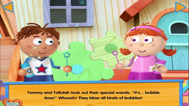 Bubble Guppies | Grumpfish Tale | Tickety Toc-Bubble Time
