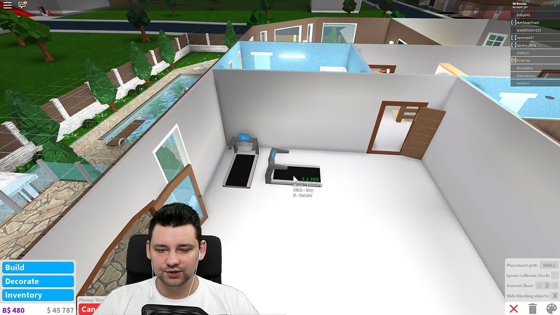 Building A Mini Town Roblox Welcome To Bloxburg 1 - Bloxburg 12 Building A Gym Roblox Welcome To Bloxburg
