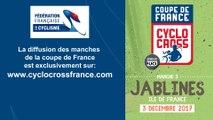 COUPE DE FRANCE DE CYCLO-CROSS 2ème manche ( la Mézière )