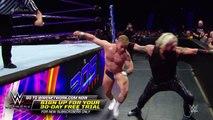 Tyler Bate vs. Enzo Amore- WWE 205 Live, Nov. 7, 2017 -
