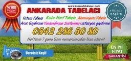 Ankara Reklam - İstasyon Giydirme - Cephe Giydirme - Araç Giydirme