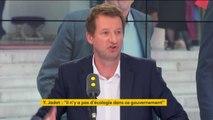 """L'échec de l'écologie politique : """"on a foiré"""", dit Yannick Jadot"""