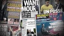 Le Real Madrid s'attaque à Juan Mata, Manchester United doit dégraisser pour l'hiver