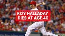 Former MLB All-star pitcher Roy Halladay dies in plane crash at age 40