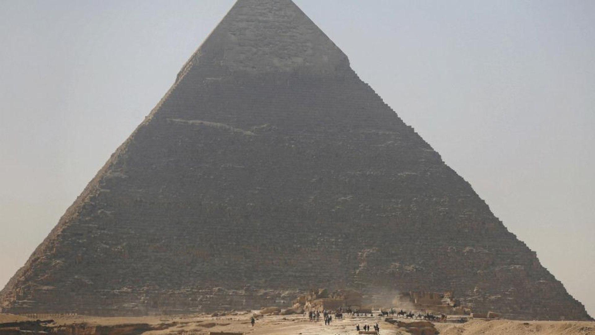 Путешествие в сердце пирамид
