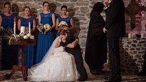 Bride Makes Vows to New Stepson And His Mother During Wedding Ceremony