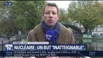 """Nucléaire : """"Nicolas Hulot renonce trop facilement"""" estime l'eurodéputé Yannick Jadot"""