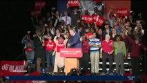 Bill de Blasio largement réélu maire de New York