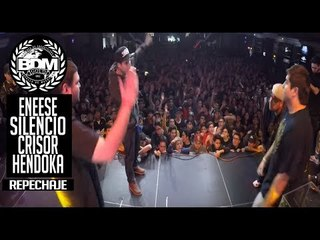 BDM Gold Chile 2017 / Repechaje / ENEESE vs CRISOR vs HENDOKA vs SILENCIO