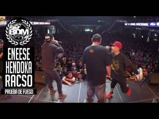 BDM Gold Chile 2017 / Prueba de Fuego / ENEESE vs HENDOKA vs RACSO
