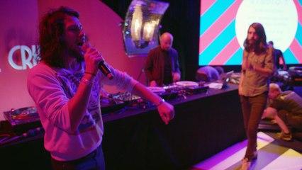 LE CRXSSING LONDON PARIS FESTIVAL - BEHIND THE SCENES @ ABBEY ROAD STUDIOS - STUDIO 2