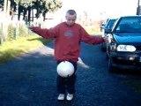 Football les jongles