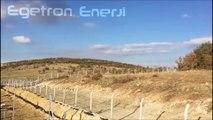 617KWp Güneş Enerjisi Santrali Kurulumu -  YOZGAT - EGETRON ENERJİ