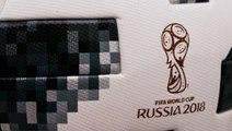 adidas dévoile le ballon pour la Coupe du monde !