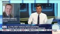 Les tendances sur les marchés: le CAC 40 poursuit sa consolidation après de nouvelles publications d'entreprises - 08/11