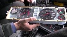 Панель приборов Ваз 2114 на Ваз 2107 от Auto overhaul