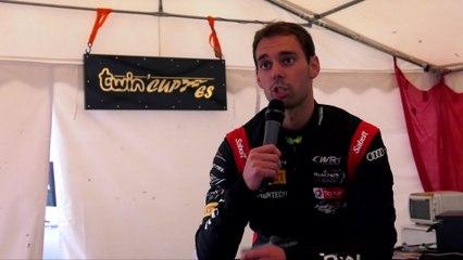 Inter-écuries 2017 - Rencontre avec Nathanael Berthon, pilote des 24 Heures du Mans