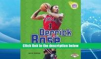 FREE [DOWNLOAD] Derrick Rose (Amazing Athletes) (Amazing Athletes (Paperback)) Jon M. Fishman Pre