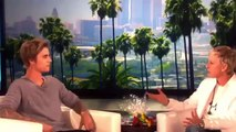 Justin Bieber On Ellen DeGeneres Show FULL Interview (Jan 29,2015)