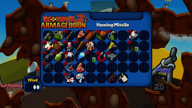 Worms 2 Armageddon Online Multiplayer #2 – 3 player Free For All
