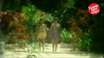 Mallu Aunties Hot Bikinii Navel Scene in Park