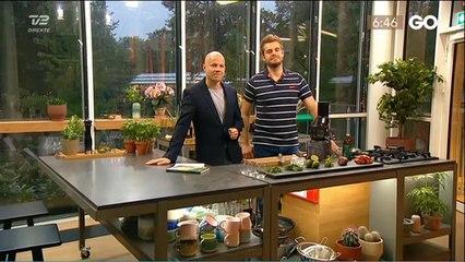 Verdens grønneste juicer og smoothies - Go' morgen Danmark (2017.09.14)