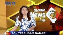 Seharian Diguyur Hujan, Kabupaten Sumedang Terendam Banjir