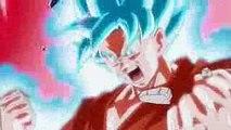 Goku Goes Blue Kaioken X10 vs Hit Dragon Ball Super Episode