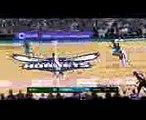 Bucks' Giannis Antetokounmpo Throws it Down Over Hornets