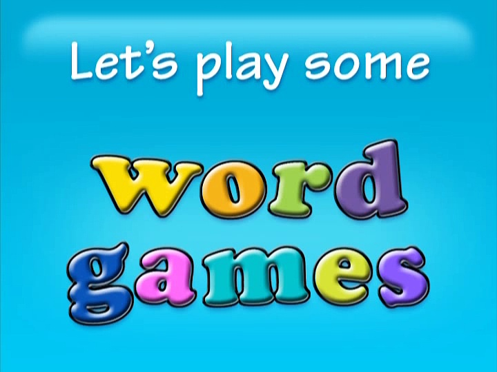 Your Baby Can Read Word Games