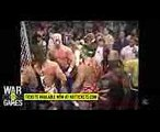 Sting, Brian Pillman & Steiner Brothers vs. The Four Horsemen - WarGames Match WCW WrestleWar 1991