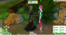 DATING THE GRIM REAPER?! // The Sims 4: Monster High (Part 29)