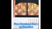 Frank Lloyd Wright Stained Glass Portfolio (Frank Lloyd Wright Portfolio Series)