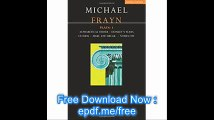 Frayn Plays 1 Alphabetical Order , Donkeys' Years , Clouds , Make and Break , Noises Off (Contemporary Dramatists) (Vol