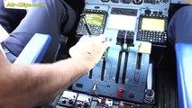 Air Caledonie ATR 72 cockpit flight, amazing Noumea views! By [AirClips full flight ]