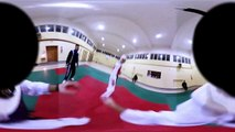 360° VR VIDEO - Taekwondo Match in First Person _ Battle Fight KO - VIRTUAL REALITY-y3iJsobB3T4