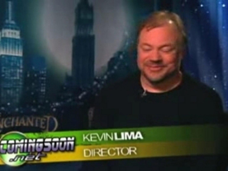 Exclusive Enchanted Interviews