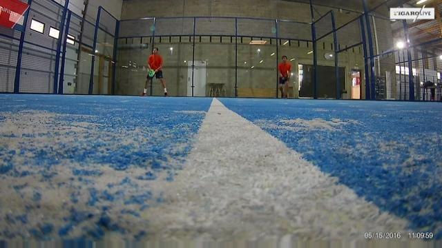 Découvrez le Padel, à mi-chemin entre le tennis et le squash