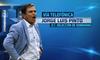 """""""No será nada fácil"""": Jorge Luis Pinto"""