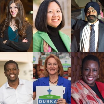 These elected officials just made history [Mic Archives]