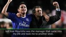Mourinho changed my career - Lampard