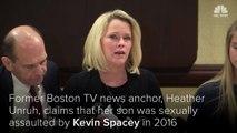 USA : Une présentatrice de journaux télé porte de nouvelles accusations contre Kevin Spacey qui aurait agressé son fils