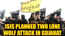 Gujarat Assembly elections : ISIS's plan of lone wolf attack busted by ATS | Oneindia News