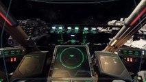 Lets Play Star Citizen - 5 man Multi-crew Retaliator gameplay (Star Citizen Alpha 2.1)