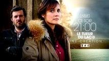 """Ce soir à 21h00 sur TF1, diffusion de la nouvelle série """"Le tueur du lac"""", découvrez la bande-annonce"""