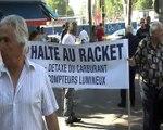 Taxis : les raisons de la colère (vidéos)