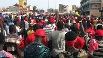 Togo: l'opposition à nouveau dans la rue à Lomé