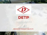 D.E.T.P, entreprise de travaux publics à Laroque-Timbaut.