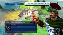 Lets Play Sid Meiers Civilization Revolution as Germany part 1- im the Germans!