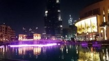 Dubai Burj Khalifa down town Area